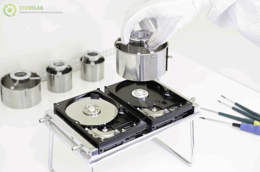восстановление данных с переносного жесткого диска - фото 5