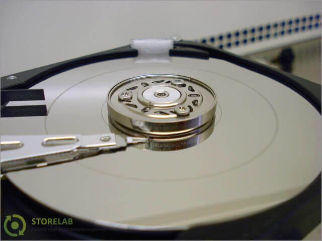 Ремонт съемных жестких дисков